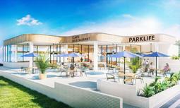 葛西臨海公園にカフェ&レストラン「PARKLIFE CAFE & RESTAURANT」 が3月16日(土)グランドオープン