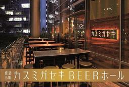 霞ヶ関で本格コリアンBBQ「食堂BAR カスミガセキ BEERホール」を開催中!!