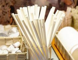 日本製紙株式会社の紙製ストローを飲食業界で初の採用 全店導入に向け、継続的な品質向上を共同で実施