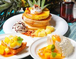 南国の雰囲気を楽しめるパイナップルフェアをアロハテーブルで開催!