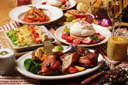 【アロハテーブル】クリスマスシーズンを盛り上げる期間限定のスペシャルパンケーキやシェアプランが登場!