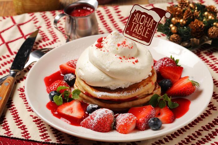 クリスマスパンケーキ.jpg