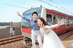 京葉ベイサイドラインプロジェクトとコラボレーション!  京葉線全線開業30周年記念特別企画「ウエディングトレイン」運行に伴い新郎新婦の募集を12月7日(月)より開始します!