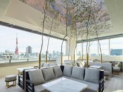 三井ガーデンホテル六本木プレミアの最上階レストラン「BALCÓN TOKYO」4月24日(土)よりランチ営業スタート